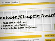 autoren@leipzig Award