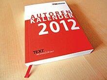 Autorenkalender 2012 der 42erAutoren