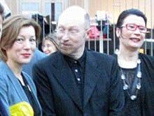 Clarissa Stadler, Burkhard Spinnen und Michaela Monschein