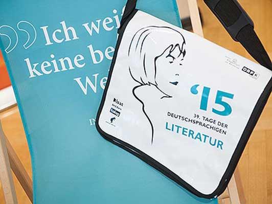 Bachmann-Tasche 2015 (Foto: ORF/Ferdinand Neumüller)