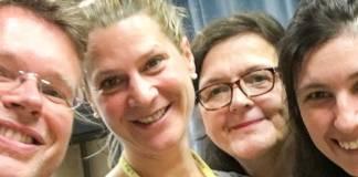 Bachmann-Podcast vom 2. Lesetag 2017 mit dem Team @tddlit: Constanze Griessler und Valentina Hirsch