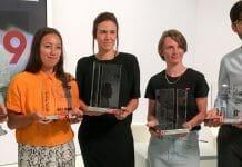 Die Preisträgerinnen und Preisträger 2019 bei den 43. Tagen der deutschsprachigen Literatur