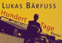 Lukas Bärfuss im Interview: Hundert Tage - Buchmesse-Podcast 2008