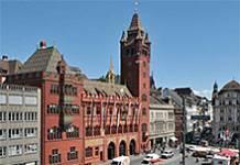 Rathaus Basel (Foto: Juri Weiss/bs.ch)