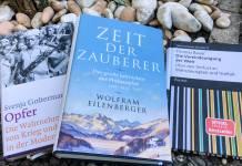 Vielfalt, Opfer, Zauberer: Die nominierten Sachbücher für den Bayerischen Buchpreis 2018