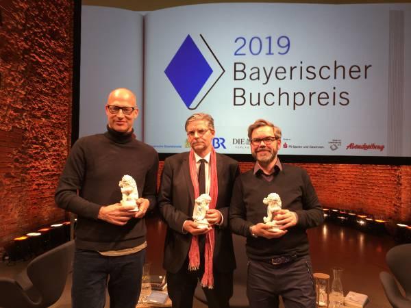 Bayerischer Buchpreis beschädigt beste Bücher brachial