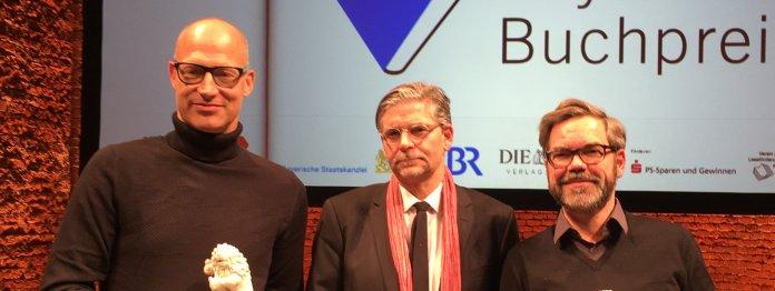 Preisträger des Bayerischen Buchpreises 2019