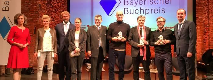 Bayerischer Buchpreis beschädigt beste Bücher brachial 2