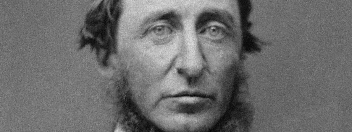 Das Foto aus dem Jahre 1856 zeigt Henry David Thoreau im Alter von 39 Jahren (Klick zum Vergrößern/Foto: Wikipedia/Public Domain)