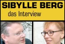 Im Auftrag unterwegs: Das große Interview mit Sibylle Berg 1