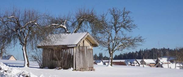 Igelsberg im Winter