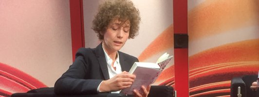 Sascha Marianna Salzmann (Foto: Fellgiebel)