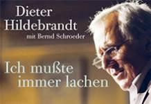Dieter Hildebrandt, Bernd Schroeder: Ich musste immer lachen - Buchmesse-Podcast 2006