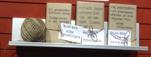 BLIND BOOK bei Osiander in Calw