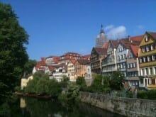 Brückern liest Hyperion: Tübingen