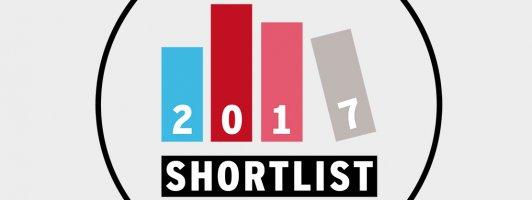 Das literaturcafe.de steht auf der Shortlist zum Buchblog-Award 2017 - ein Dank und einige Anmerkungen
