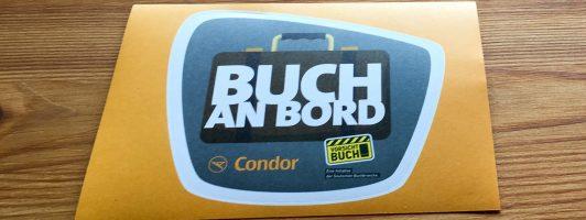 buch_Buch an Bord-Aufkleber