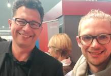 1. Buchblog-Award an Kaffehaussitzer und LiterarischerNerd