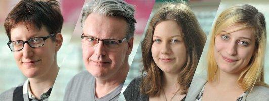 Fotogalerie: Buchbloggerinnen und Buchblogger