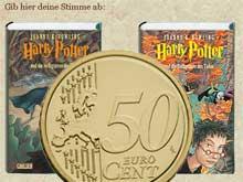 Harry Potter Cover: Ihre Stimme kostet Sie 50 Cent