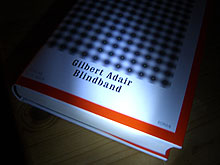 Blindband von Gilbert Adair