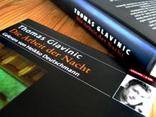 Buch gegen Hörbuch: Die Arbeit der Nacht von Thomas Glavinic
