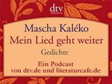Herzlichen Glückwunsch Mascha Kaléko Literaturcafede