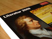 Harenberg Kulturkalender Literatur 2009