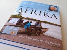 Buch: Mein Herz schlägt in Afrika - Eine Reise mit Henning Mankell