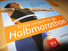 Cover: Richtig trainieren für den Halbmarathon