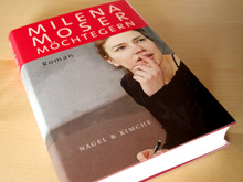 Das Buch »Möchtegern« von Milena Moser
