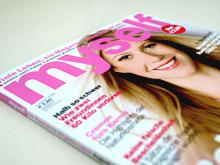 Die Ausgabe August 2008 der Zeitschrift myself