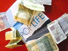 Pop Life schwimmt im Geld