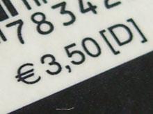 Euro-Preis