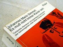Oft gelesenes Simmel-Buch