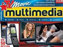 Cover: TV Movie multimedia 7/2007
