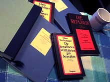 Bücher von Hans Wollschläger