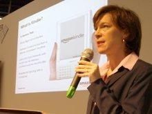 Amazons präsentiert den Kindle