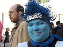 Cosplayer auf der Buchmesse 2008