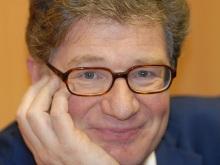 Roger Willemsen im Podcast des literaturcafe.de