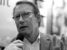 Friedrich Christian Delius (Foto: Birgit-Cathrin Duval)