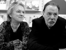 Elke Heidenreich und Bernd Schroeder (Foto: Birgit-Cathrin Duval)