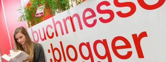 buchmesse:blogger (Foto: Leipziger Buchmesse)