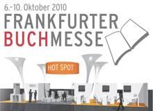 Halle 3.1 - Stand L681: Besuchen Sie das literaturcafe.de auf der Frankfurter Buchmesse 2010 1