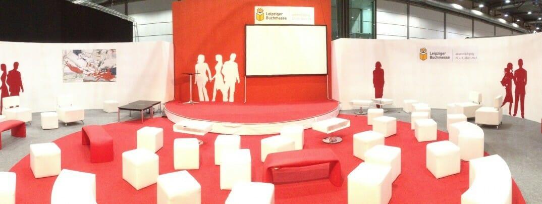 Leipziger Buchmesse - Forum autoren@leipzig: Halle 5, Stand D600