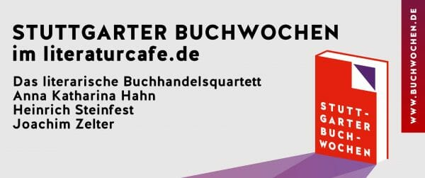 Stuttgarter Buchwochen im literaturcafe.de