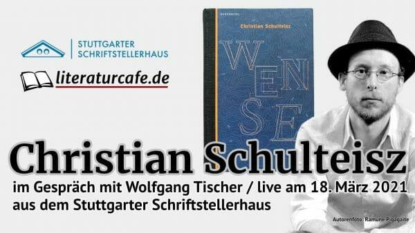 Christian Schulteisz live am 18. März 2021 im Gespräch