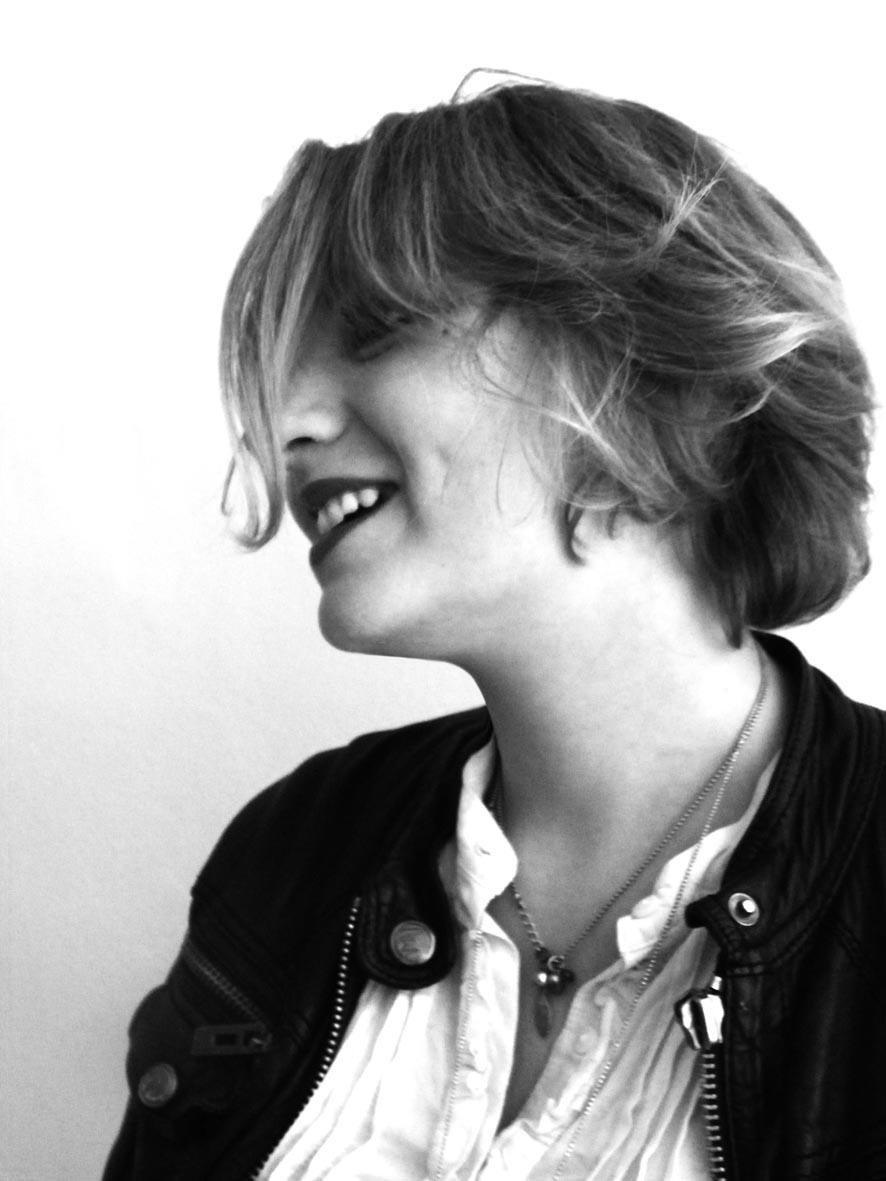 Carolin Liepins (Foto: Bettina Weinberger)