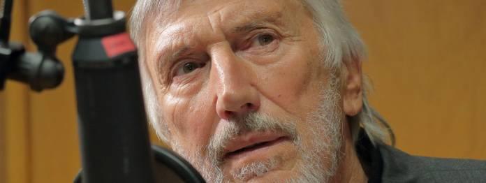 Christian Brückner als Don Quijote (Foto: SWR/Peter A. Schmidt)