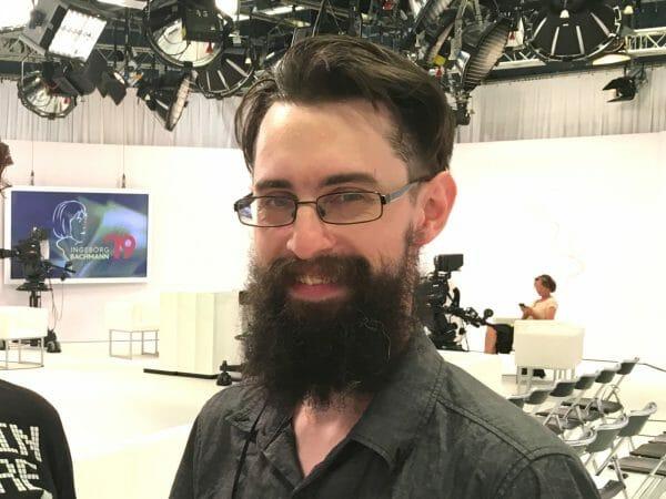 Clemens J. Setz (Foto: Tischer)